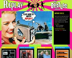 Replay The Beatles Portal